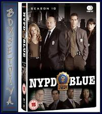 NYPD BLUE - COMPLETE SEASON 10    ***BRAND NEW DVD ***