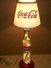 Coca Cola Bottle Lamp