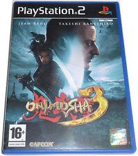 Onimusha 3 videogioco Capcom PS2 <=