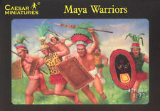 Caesar Miniatures - Maya Warriors - 1:72