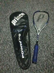Prince Ring Titanium Squash Racket