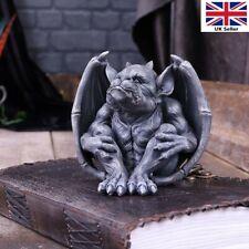 More details for gargoyle guardian hugo statue ornament window shelf grotesque fantasy goblin