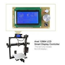 Anet LCD 12864 3D Printer DIY Smart Display Screen Controller Module with Cable
