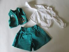 Retired Pleasant Co & American Girl 1996 Girl Scout Uniform Pieces