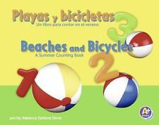 Playas y bicicletas/Beaches and Bicycles: Un libro para contar en el v-ExLibrary