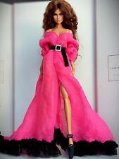 """Fashion Royalty, dress, outfit 12"""" doll, barbie, FR outfit, dress only"""