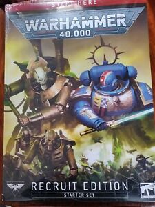 Warhammer 40,000 Starter Set Recruit Edition