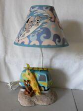 IOB RARE VANDOR SCOOBY DOO SURF BUS LAMP
