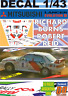DECAL 1/43 MITSUBISHI LANCER EVO III R.BURNS R.ARGENTINA 1996 4th (01)