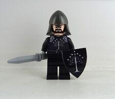 figurine Lego Seigneur des anneaux - Custom Gondor Soldier - Soldat Gondor3 LOTR