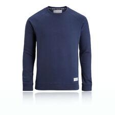 Abbiglimento sportivo da uomo caldi blu in misto cotone
