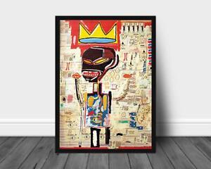 Basquiat Print - Basquiat Fine Art Print