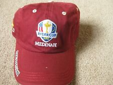 MEDINAH RYDER CUP 2012 GOLF HAT AHEAD SPECIAL EDITION