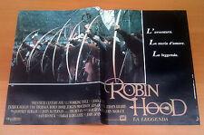 ROBIN HOOD fotobusta poster Lobbycard Patrick Bergin Uma Thurman John Irvin AH42