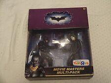 The Dark Knight Movie Masters Multi-Pack Batman VS The Joker Toysrus Exclusive
