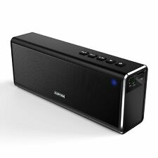 20W 4000mAh Drahtlos Tragbar Bluetooth Lautsprecher MP3 Soundbox USB TF AUX FM