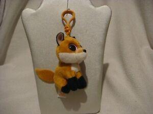 TY Beanie Boos bag clip fox Slick
