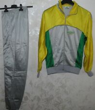 TUTA TRACKSUIT SUIT TRACK CHANDAL JERSEY ASICS TIGER VOLLEY CASUAL VINTAGE SZ.50