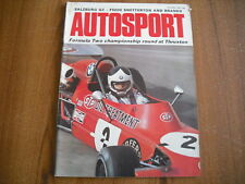 AUTOSPORT - APRIL 26th 1973 - SINGAPORE GP, BRANDS HATCH, SILVERSTONE, MALLORY