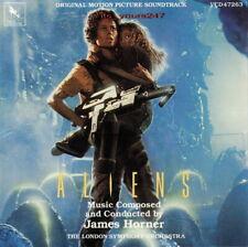 Aliens - Original Soundtrack Varese   James Horner   CD