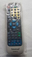 TELECOMANDO ORIGINALE AMSTRAD PER LETTORE DVD DX3016 NUOVO