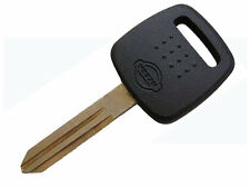 Nissan Transponder Key Cut to Code / Photo - Micra, Primera, Pulsar, Terrano,