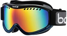 Bolle Carve Ski Goggles - Carve Black/Blue/Fade Sunrise, Medium UK POST FREE