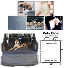 78''×42'' Car SUV Pet Boot Mat Trunk & Cargo Liner Dog Cat Cover Waterproof 1PC