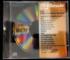 PIONEER KARAOKE CD+G SING ALONG THE PROFESSIONAL SERIES PCDG- 219 COUNTRY VOL 19