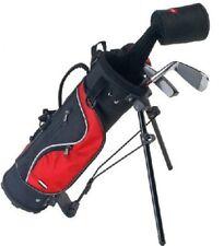 Kid's Toddler Left Hand Golf Club Set Child Size Golfing Kit