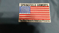Springfield Armory Patch. Free Shipping