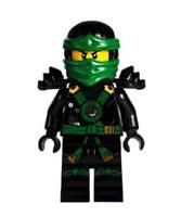 LEGO NINJAGO MISAKO MINIFIGURE Female Girl AUTHENTIC Lloyd/'s Mom 70751 NEW