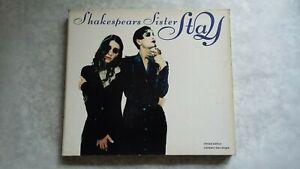Shakespears Sister - Stay - CD Single - CD 1