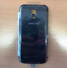 S 4 Mini i9195 Schwarz Original Akkudeckel Samsung Galaxy Cover Backcover NEU