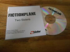 CD Pop Fictionplane - Two Sisters (1 Song) Promo BIELER BROS