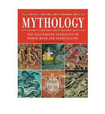 Mythology: The Illustrated History of World Myth Book The Fast Free Shipping