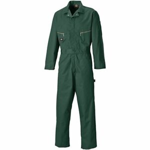 Dickies WD4879 Deluxe Boilersuit Premium Overall Coverall