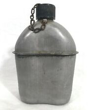 Original WWII U.S. ARMY S.M Co 1943 Military Canteen #A46
