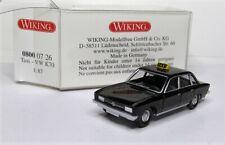 Wiking 1:87 VW K 70 Taxi OVP 0800 07 schwarz