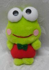 "Keroppi UFO Sanrio 6.5"" Frog SEGA Hello Kitty 1992 RARE Plush EUC Toy Soft Croak"