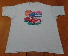 #2926-10 Vintage AMX 1968-1970 Sports Car Graphic T-Shirt 2X