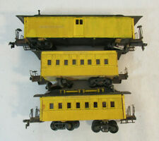 3 HO Scale Varney Cars - Inspector General - Presidents Car - Brass Hats Wagon