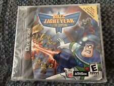 Sega Dreamcast Buzz Lightyear of Star Command BRAND NEW Toy Story