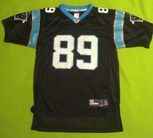 Carolina Panthers NFL Reebok Steve Smith #89 NFL Football Jersey Youth Large
