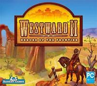 Westward II: Heroes of the Frontier   PC Strategy Game  Brand New  Sealed