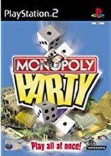 Monopoly Party Playstation 2 Video Game