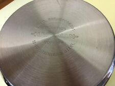 Hackman Norway 18-10 Stainless Steel Induction Heavy Base 15cm