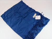 Royal Blue Womens Cashmere Silk Solid Long Scarf Pashmina Shawl Wrap winter warm
