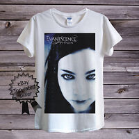 Amy Lee T-Shirt Men OR Women's Fitted Evanescence Rock Alternative Metallica USA