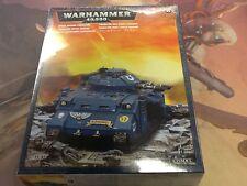 40K Warhammer Space Marine Predator NIB Sealed